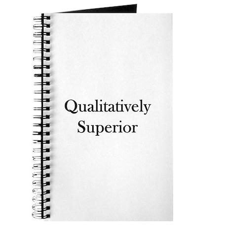Qualitatively Superior Journal