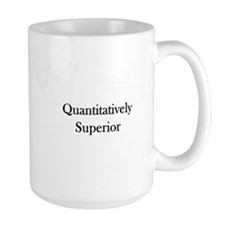 Quantitatively Superior Mug
