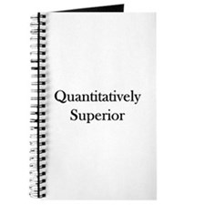 Quantitatively Superior Journal