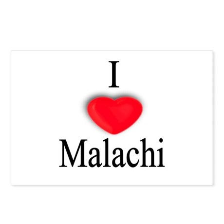 Malachi Postcards (Package of 8)