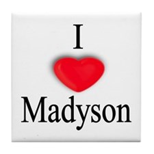 Madyson Tile Coaster