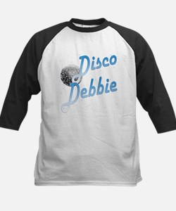 Disco Debbie Kids Baseball Jersey