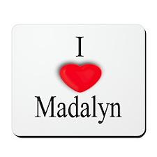 Madalyn Mousepad