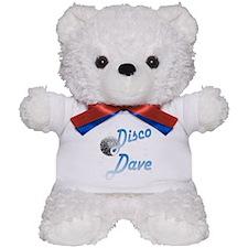 Disco Dave Teddy Bear