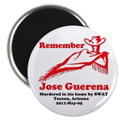"Remember Jose-2 2.25"" Magnet (10 pack)"