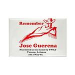 Remember Jose-2 Rectangle Magnet