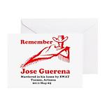 Remember Jose-2 Greeting Cards (Pk of 20)
