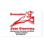 Remember Jose-2 Postcards (Package of 8)