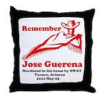 Remember Jose-2 Throw Pillow