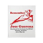 Remember Jose-2 Throw Blanket