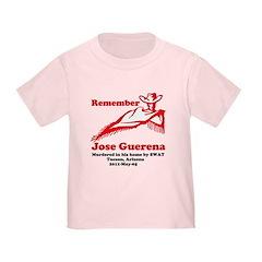 Remember Jose-2 Toddler T-Shirt