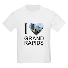 I Heart Grand Rapids T-Shirt