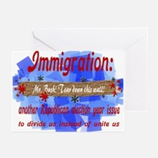Dubya's Wall Of Shame Greeting Cards (Pk of 10
