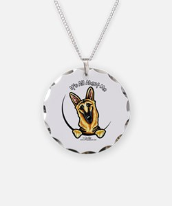 German Shepherd IAAM Necklace