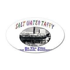 Salt Water Taffy 22x14 Oval Wall Peel