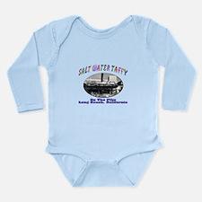 Salt Water Taffy Long Sleeve Infant Bodysuit