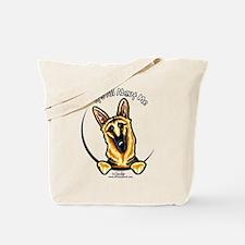 German Shepherd IAAM Tote Bag