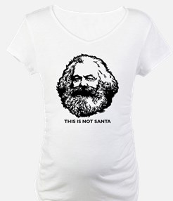 Marx Not Santa Shirt