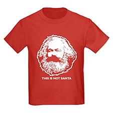 Marx Not Santa T