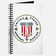 United States Merchant Marine Emblem (USMM) Journa