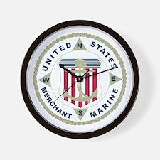 United States Merchant Marine Emblem (USMM) Wall C