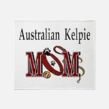 Australian Kelpie Throw Blanket