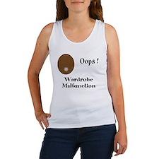 Wardrobe Malfunction Women's Tank Top