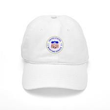 United States Maritime Service Emblem Baseball Cap