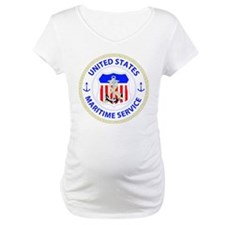 United States Maritime Service Emblem Shirt