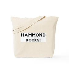 Hammond Rocks! Tote Bag
