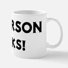 Anderson Rocks! Mug