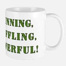 CUNNING,BAFFLING,POWERFUL! Small Small Mug