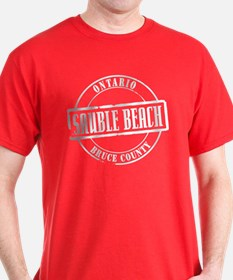 Sauble Beach Title T-Shirt