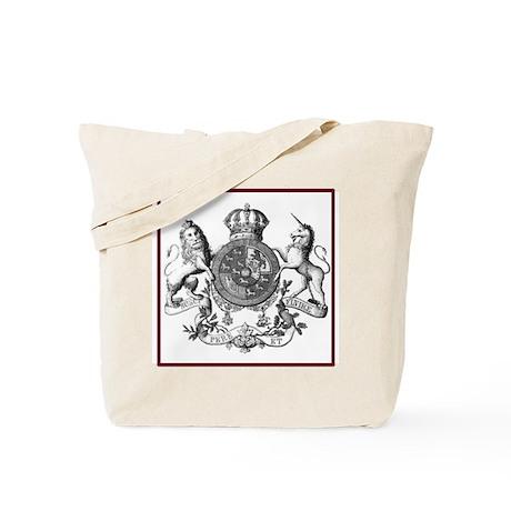Heraldry Tote Bag