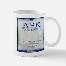ACIM-Ask to be Taught Mug
