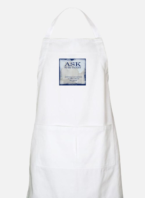 ACIM-Ask to be Taught Apron
