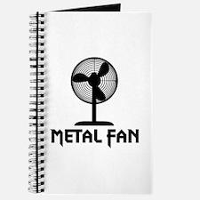 Metal Fan Journal