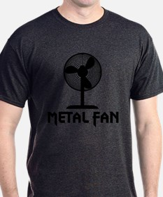 Metal Fan T-Shirt