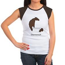 Ubermensch Women's Cap Sleeve T-Shirt