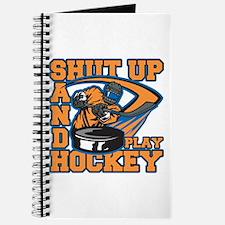 Shut Up and Play Hockey Journal
