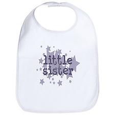 little sister/baby sister Bib
