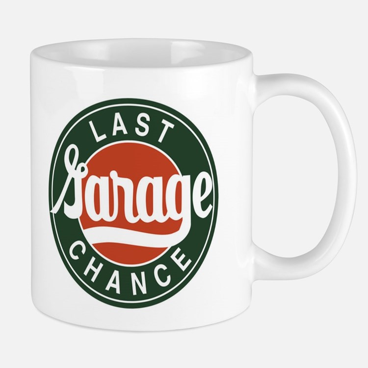 Last Chance Garage Mug