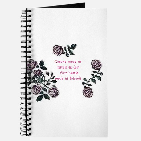 Sister-Inlaw... Journal