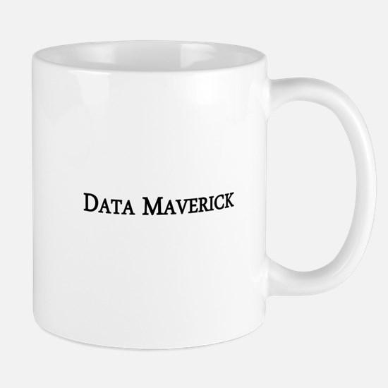 Data Maverick Mug