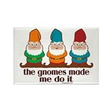 Gnomes Magnets