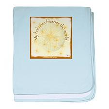 ACIM-My Holiness baby blanket