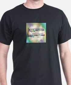 ACIM-Know Nothing T-Shirt