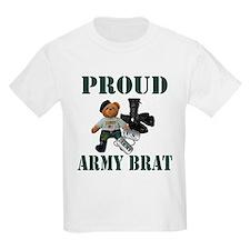 Army Brat (Boy) Kids T-Shirt