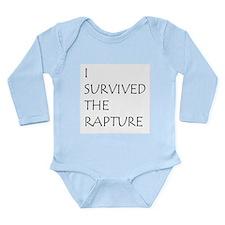 Unique 2012 apocalypse Long Sleeve Infant Bodysuit