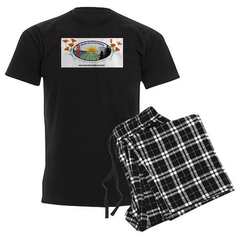 product name Men's Dark Pajamas